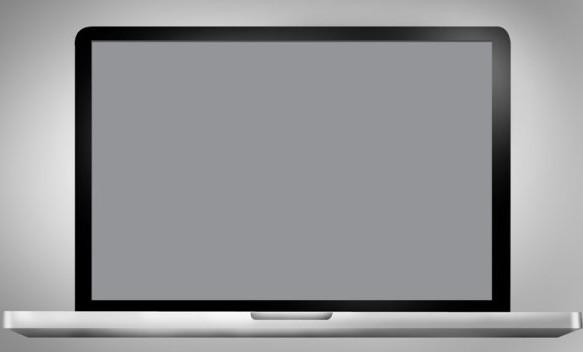 Free Laptop PSD Mockups