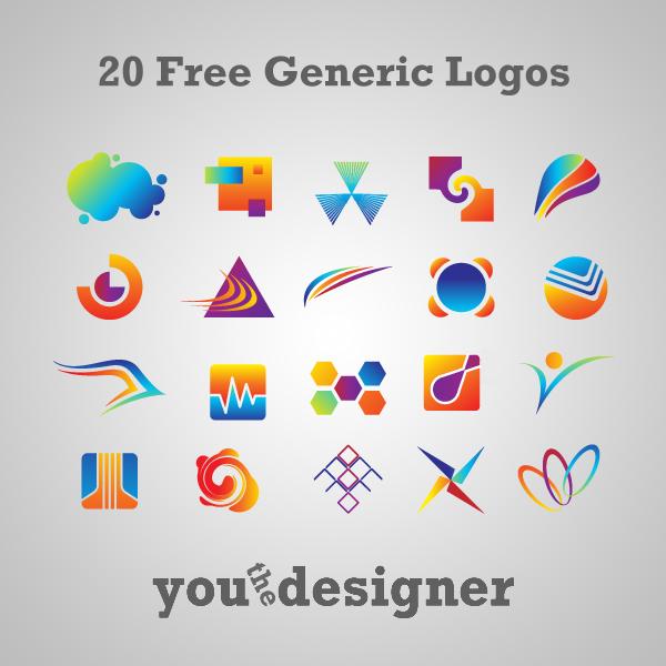 Logo Design Ideas Psd: 20 Free Downloadable Graphics Logo Images
