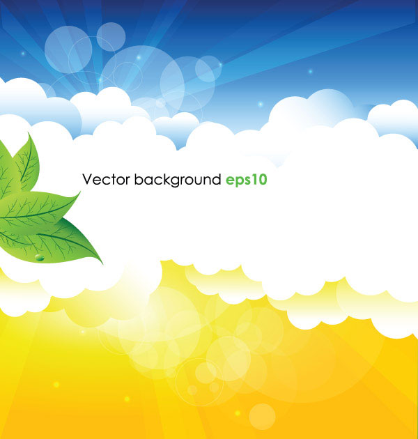 15 Summer Background Vector Images