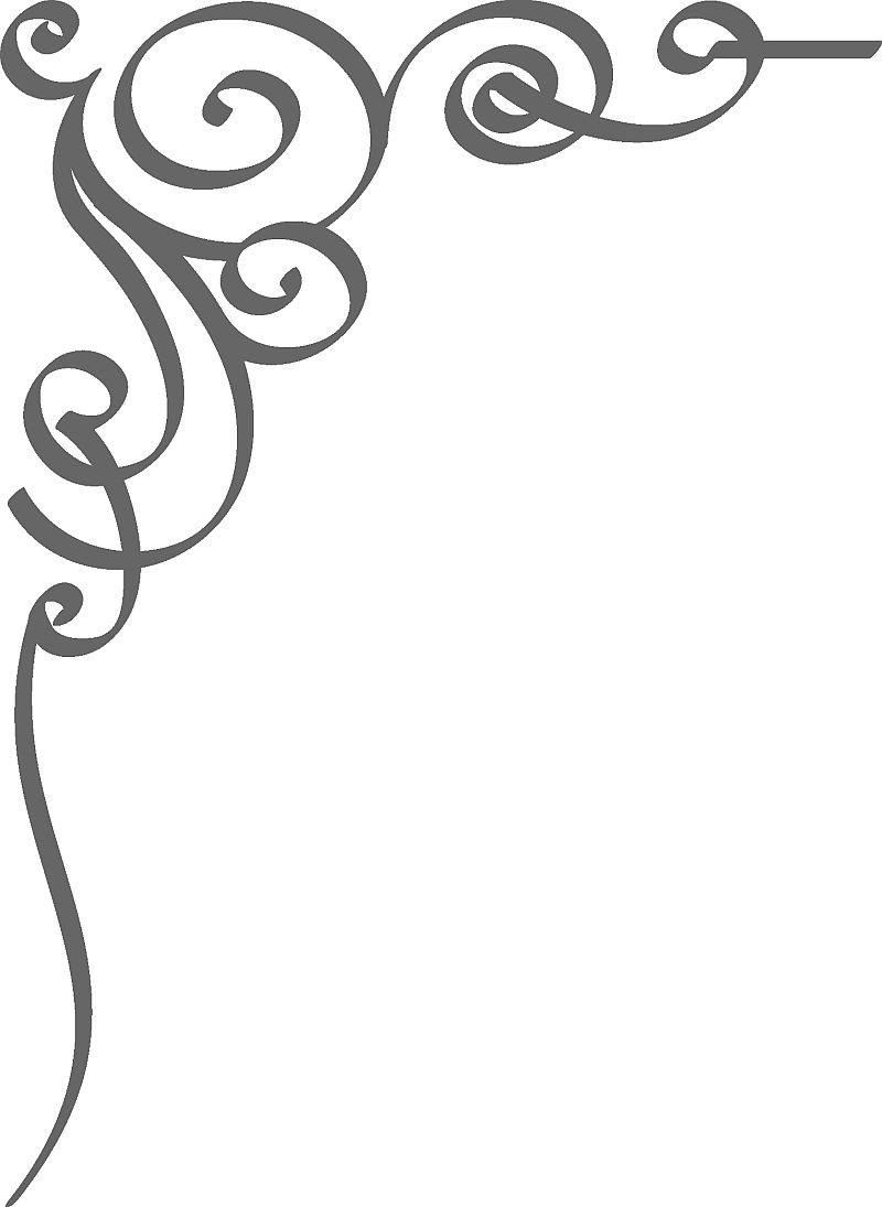 Free Wedding Borders Clip Art