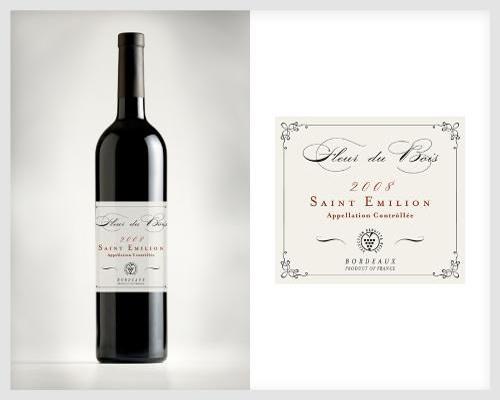 Free Wine Label Design Template