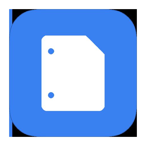 Google Docs Desktop Icons