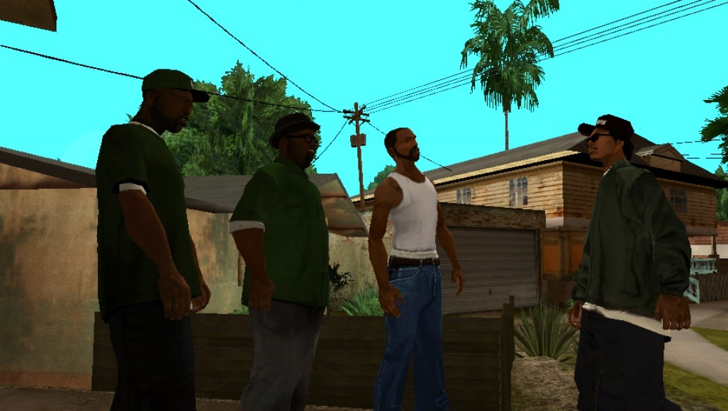 6 Grove Street PSD Images