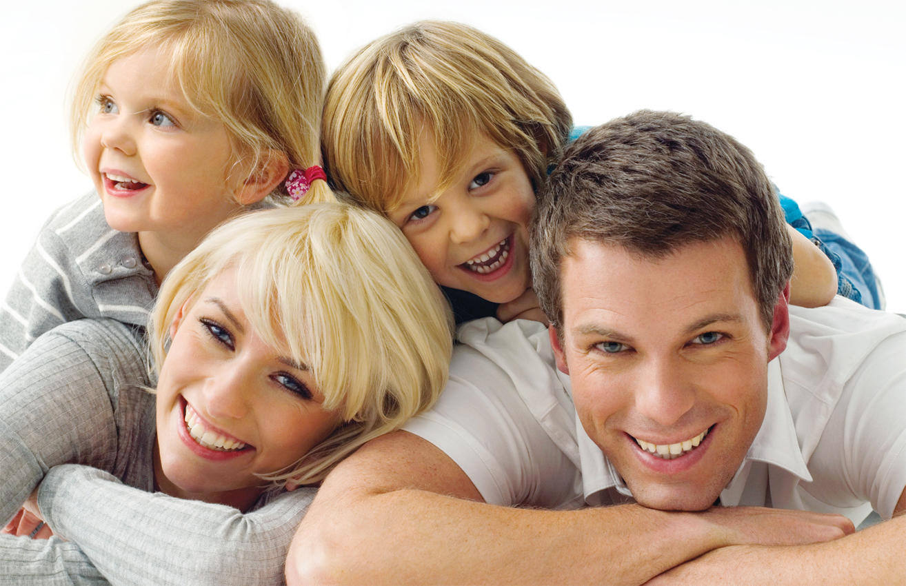 16 Happy Family Stock Photo Images