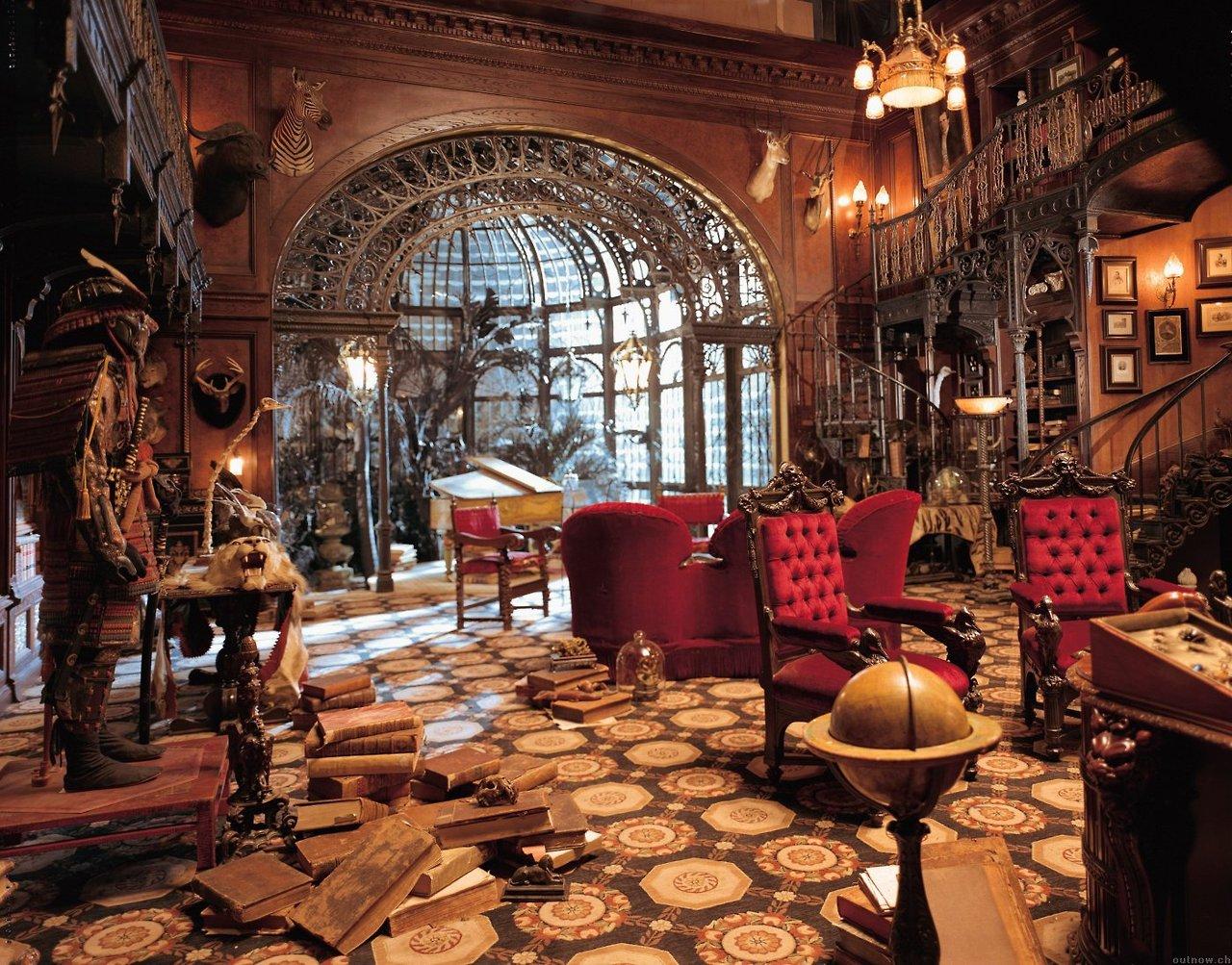 Haunted Mansion Set