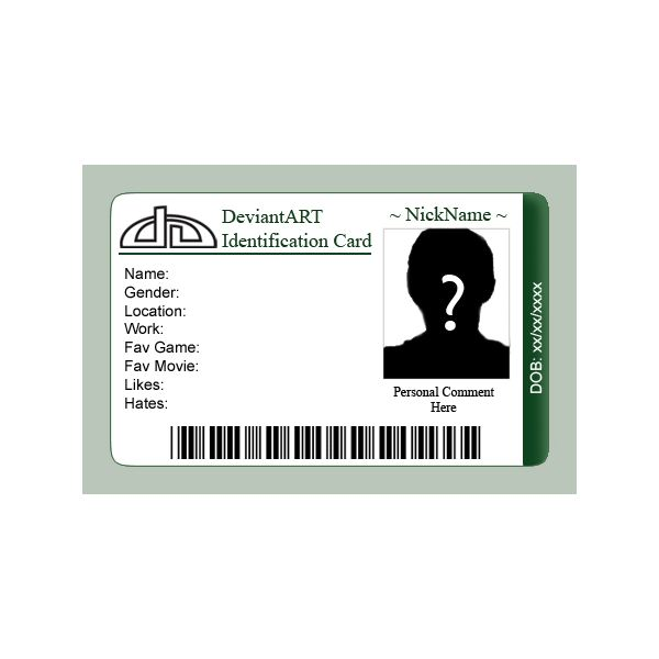 9 Psd Military Id Images Retired Card