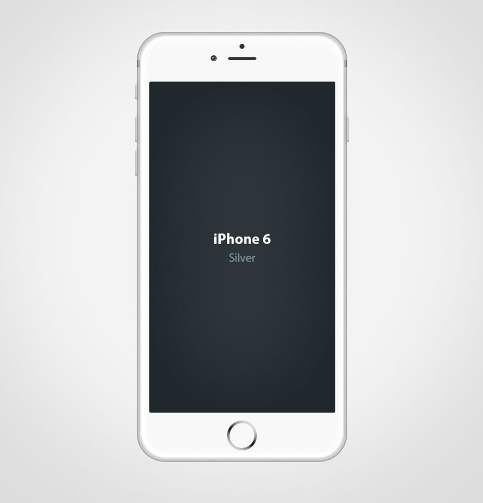 10 IPhone 6 Angled Mockup PSD Images
