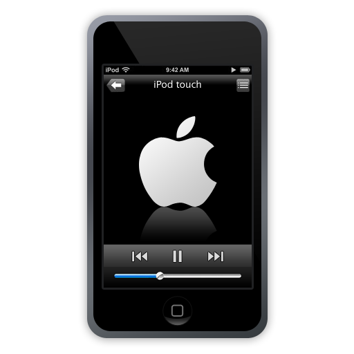 11 IPod Apple Touch Icons Images