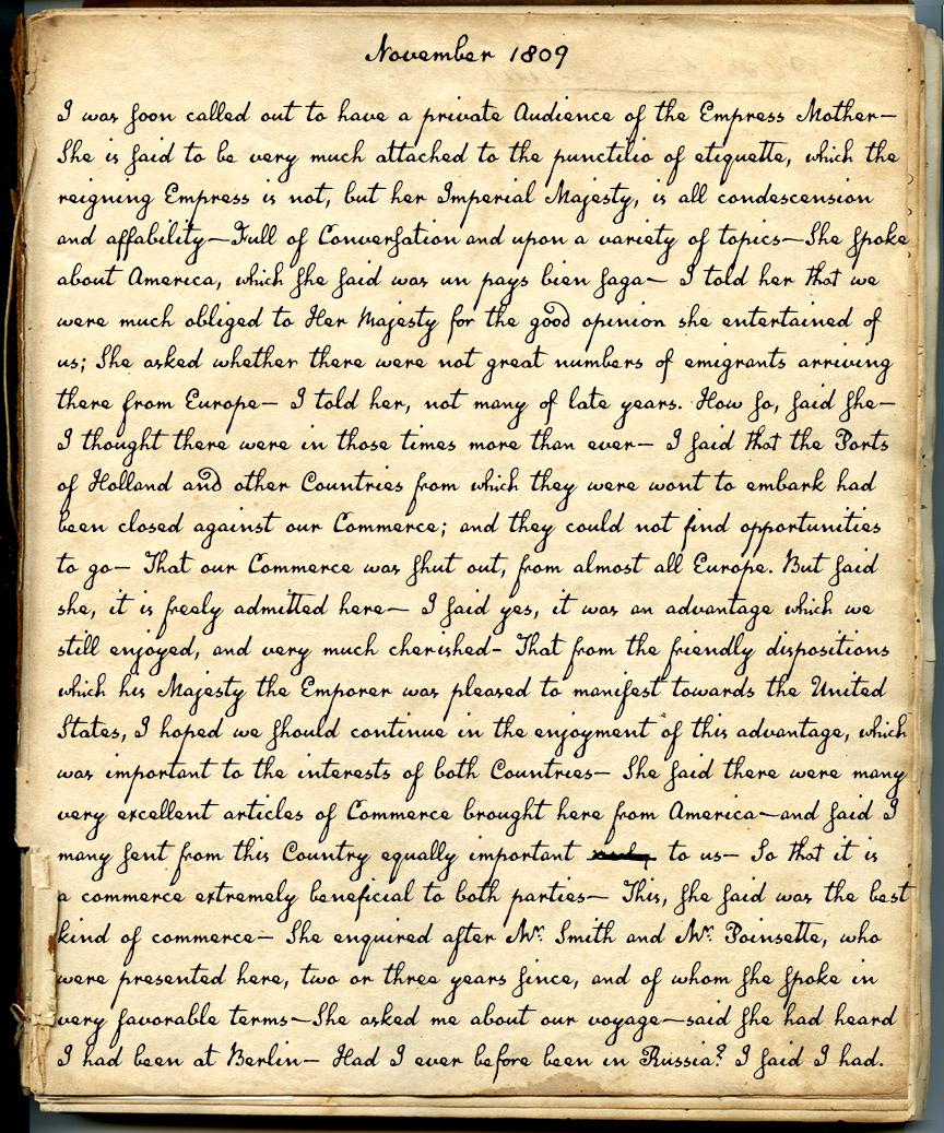 John Adams Handwriting Font