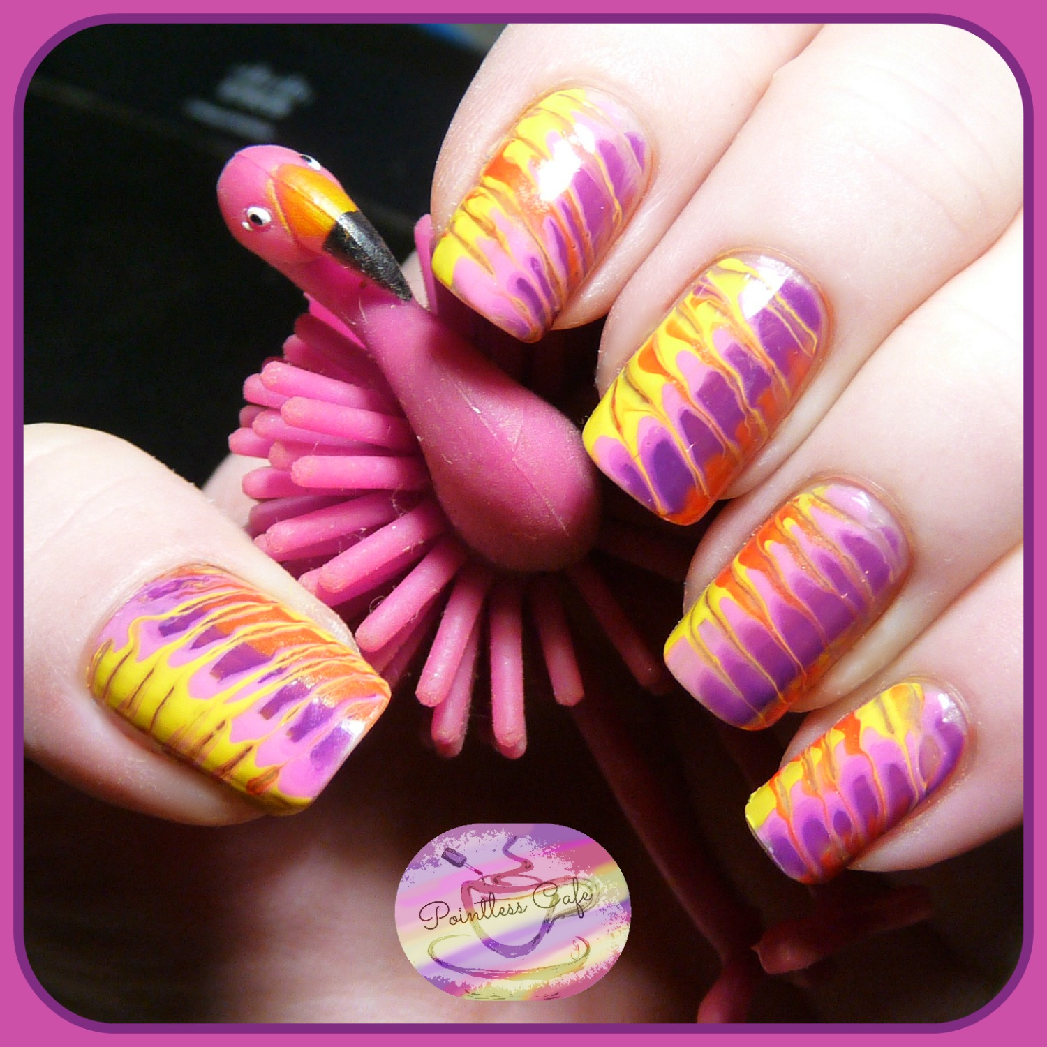 Toothpick Nail Art Designs: 13 Toothpick Nail Designs Images