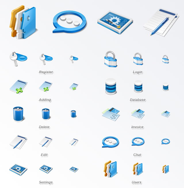 11 Free Application Icons Images