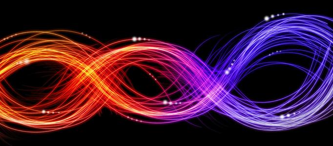 Neon Light Effect Tutorials Photoshop