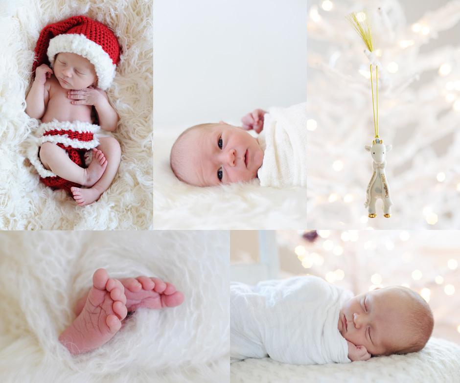 Newborn Baby Christmas