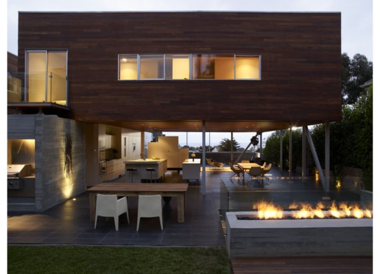 Outdoor Modern Architecture