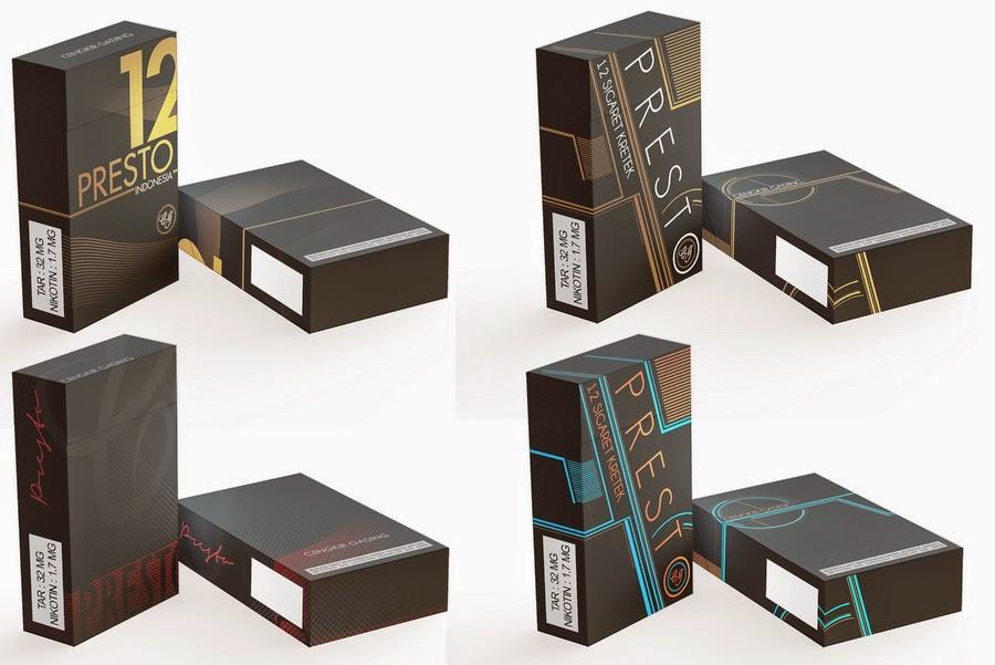 Packaging Mockup Templates