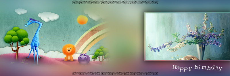 9 Psd Backgrounds Birthday Images