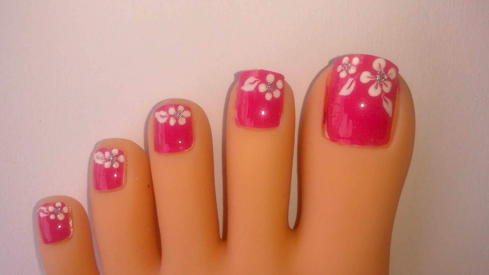 15 Simple Flower Toe Designs Images Toe Nail Designs Flowers Pink Toe Nail Designs And Toe Nail Designs Flowers Newdesignfile Com,Modern Kitchen Design Ideas With Island