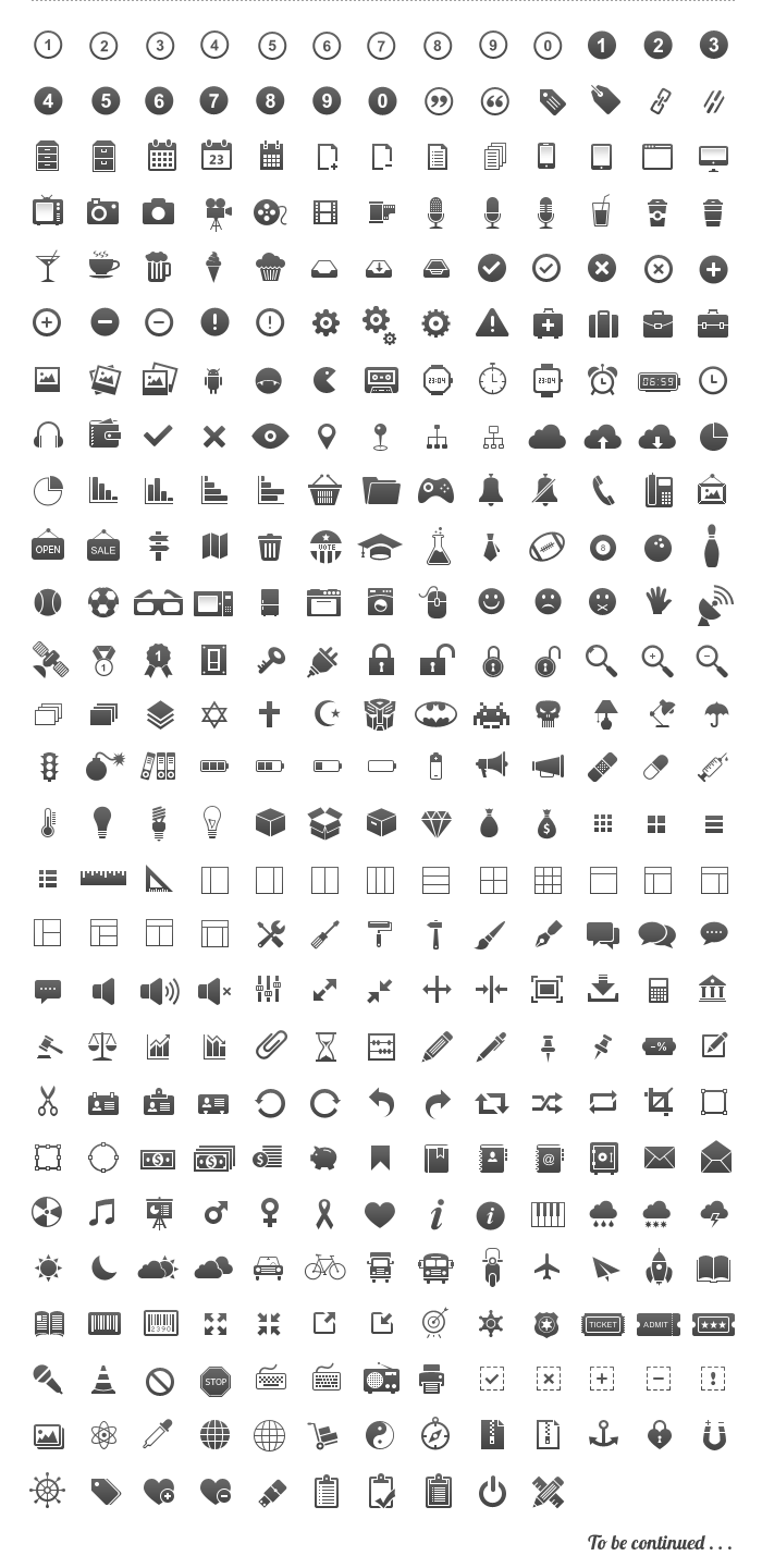 Pixel Perfect Icons Free
