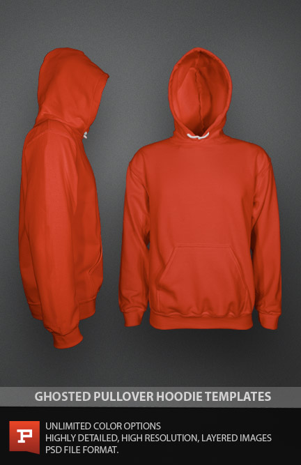 13 Hoodie Template PSD Images - Pullover Hoodie Mockup Templates ...