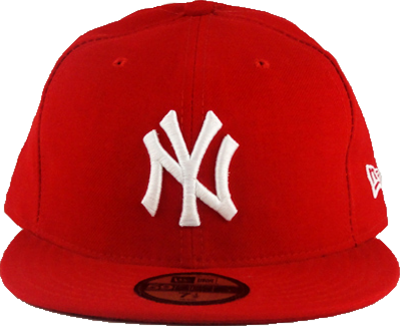 Red and White Hat