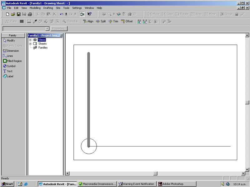 Revit Section Line Symbol