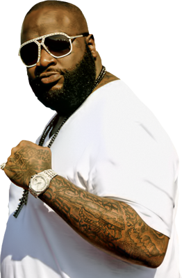 14 Rapper Rick Ross PSD Images