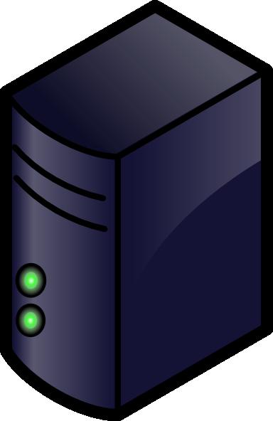 Server Clip Art Free