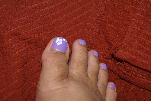 Toe Nail Art Designs Flowers Flowers Healthy