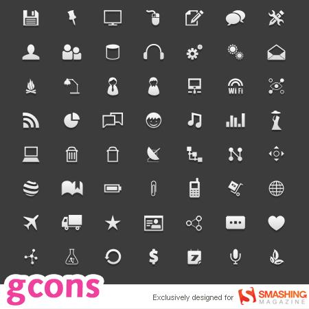 Smashing Magazine Icons Free