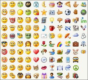 Adult emoticons animated msn