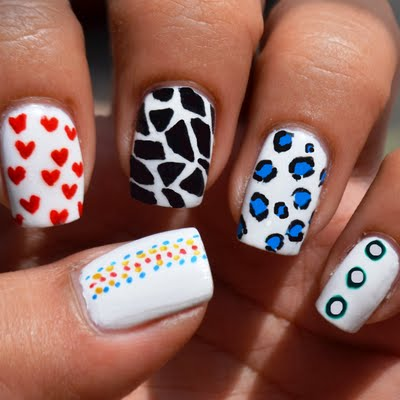 13 Toothpick Nail Designs Images Easy Nail Designs With Toothpicks Nail Art Designs With Toothpicks And Marble Nail Art With Toothpick Newdesignfile Com