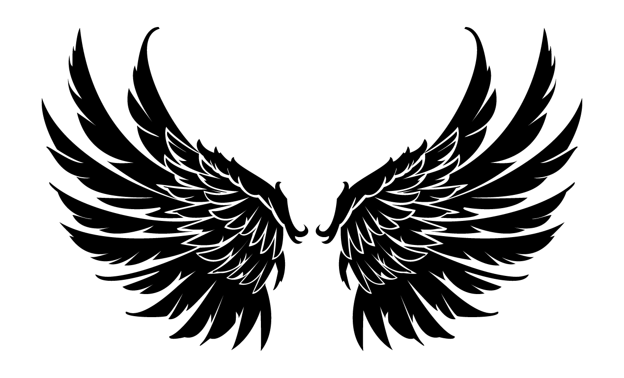9 Free Vector Wings Images