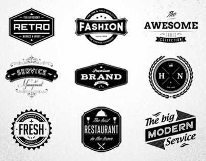 15 retro logo psd images vintage retro logos vintage logos and