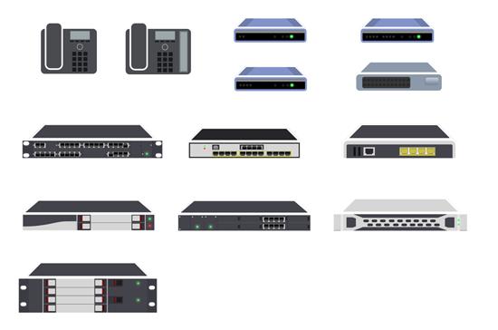 Visio Server Stencils