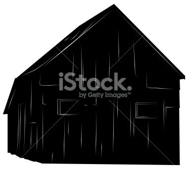 11 Barn Silhouette Vector Images - Rooster Weathervane ...