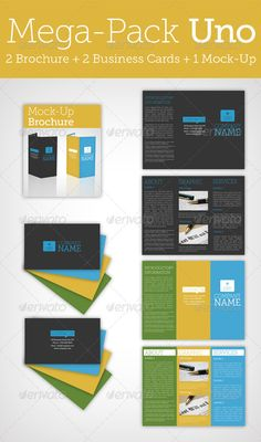 Best Tri-Fold Brochures Template