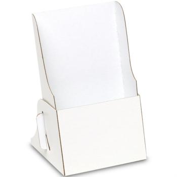 Cardboard Brochure Display Holders