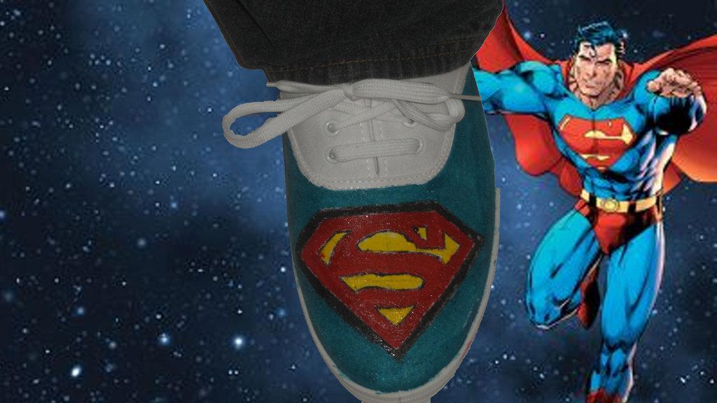 Custom Superman Logo