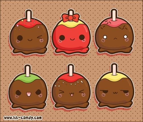Cute Kawaii Food Icon