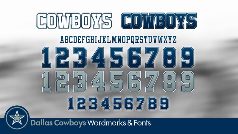11 Dallas Cowboys Lettering Font Images