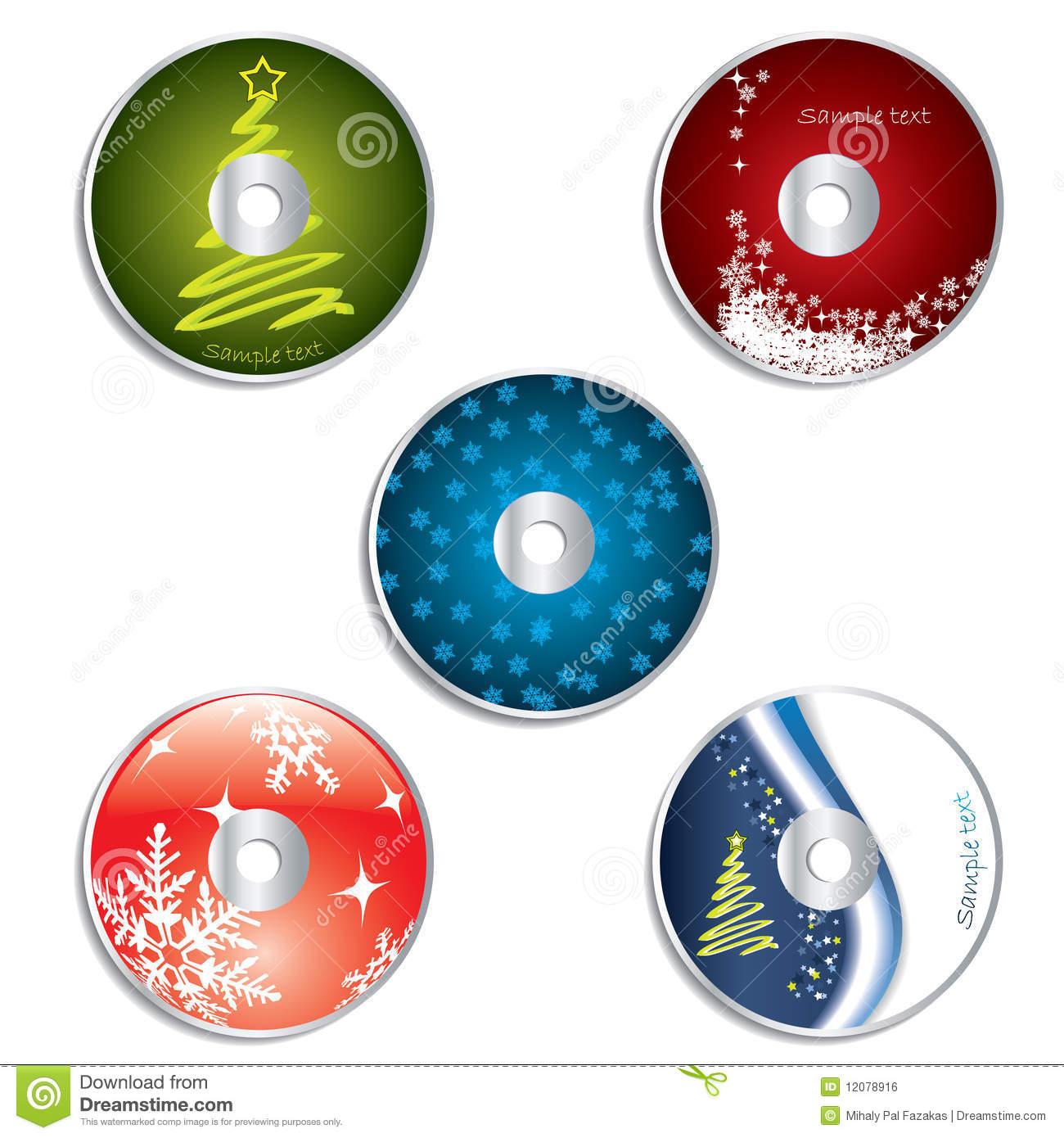 Download Free CD Label Designs