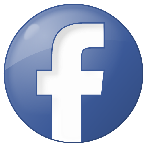 10 Blue Facebook Icon Images