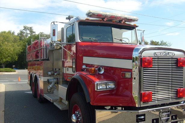 Fire Truck Clip Art Free