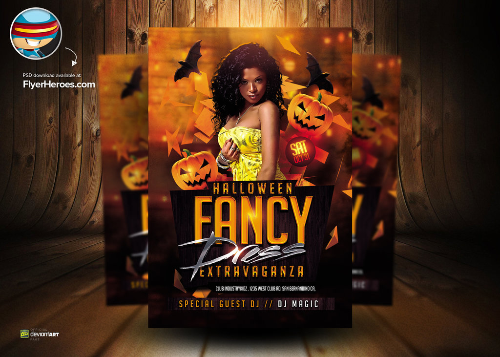 Free Halloween Flyers Templates Minimfagencyco - Free halloween flyer templates