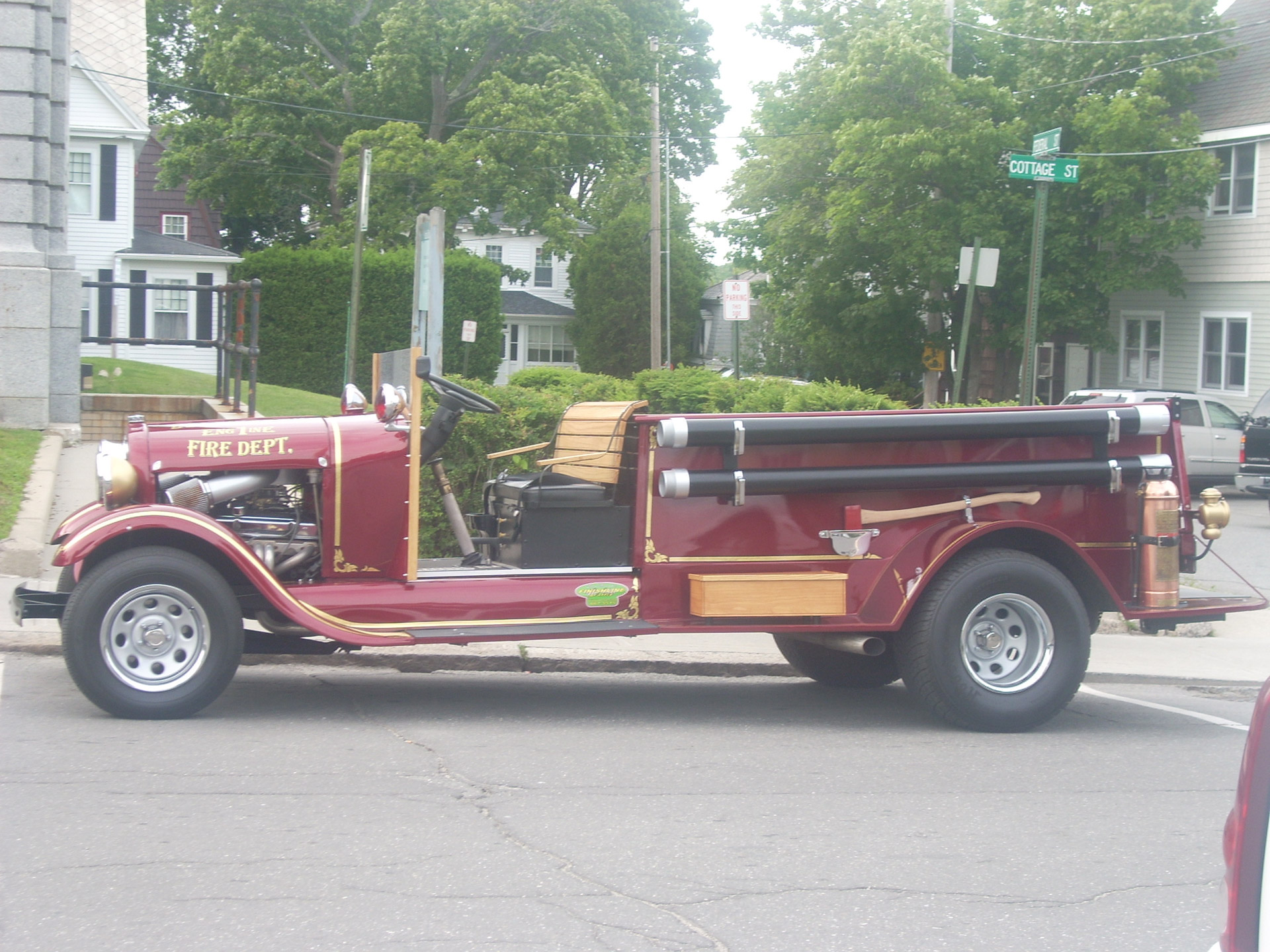 Free Hot Rod Fire Trucks Images