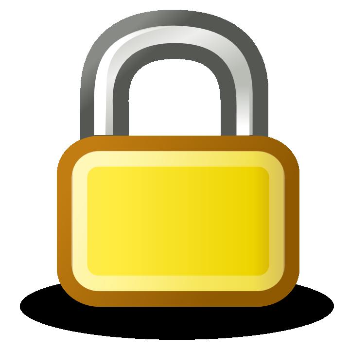 12 Lock Icon 32X32 Images