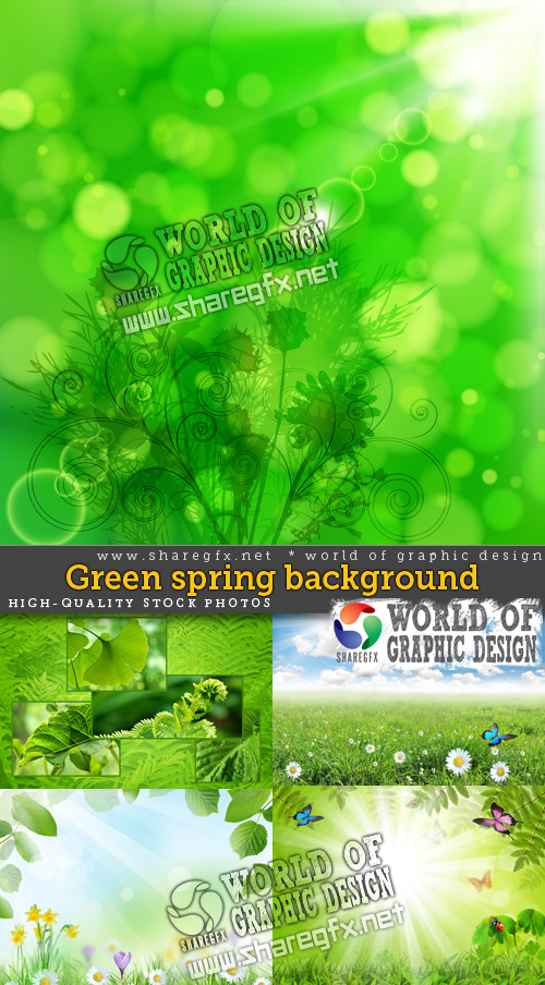 Free Psd Spring Background