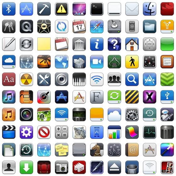 Free System Icons