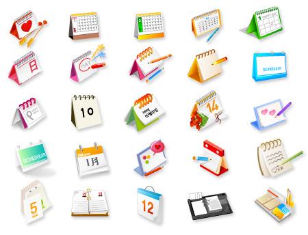 Free Vector Calendar Icon