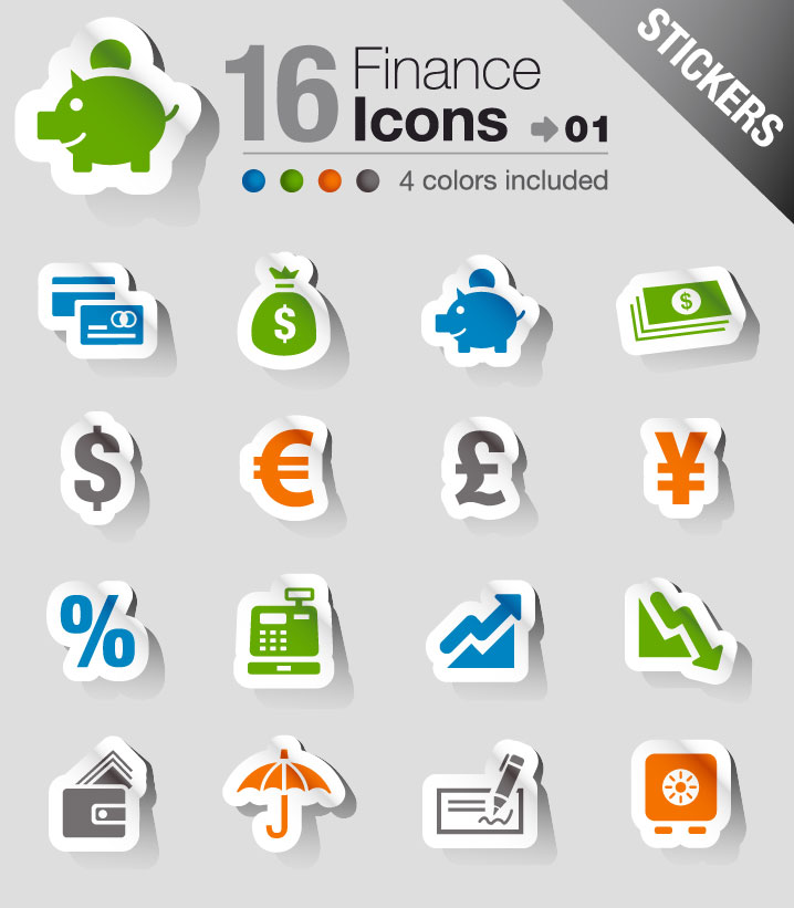 11 Finance Vector Icons Free Images